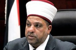 ادعيس: قرار الاحتلال بشأن الأقصى يدفع نحو حرب دينية