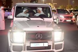 حاكم دبي يصف الامارات ببلد التسامح والاخوة