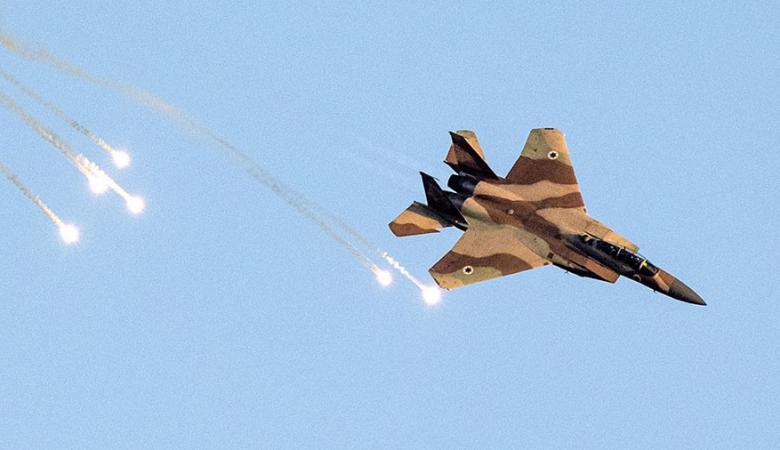 تقارير سورية : اسرائيل تقصف مخازن أسلحة لنظام الاسد في درعا