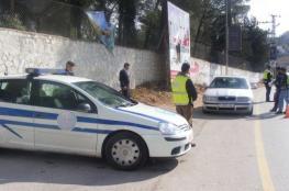 دورية السلامة تخالف 17 مركبة وانزال 12 أخرى عن الشارع منذ الصباح في الخليل