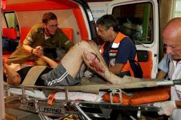 قتيلان إسرائيليان وأكثر من 400 صاروخ أطلق باتجاه مستوطنات الغلاف