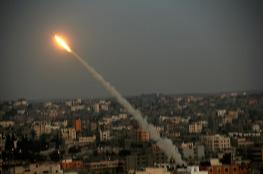 """إصابة مستوطن بجروح جراء إطلاق صواريخ من قطاع غزة نحو مستوطنة """"سديروت"""""""
