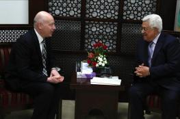 مطلب امريكي جديد للسلطة الفلسطينية