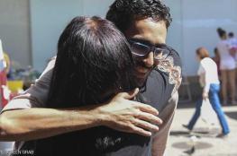 شاب مصري يتحول الى بطل قومي  في البرازيل