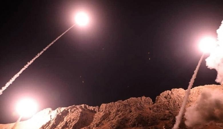 """الحرس الثوري الايراني يفشل في قصف  """"اسرائيل  """""""