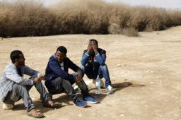 """""""اسرائيل  """" ترحل مهاجرين افارقة الى مصر"""