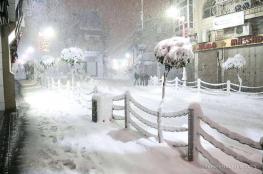 هل ستهطل الثلوج يوم الجمعة على فلسطين ...تقرير يكشف التفاصيل الدقيقة
