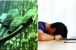 بالارقام ...الانترنت فائق السرعة خطر على صحة الانسان