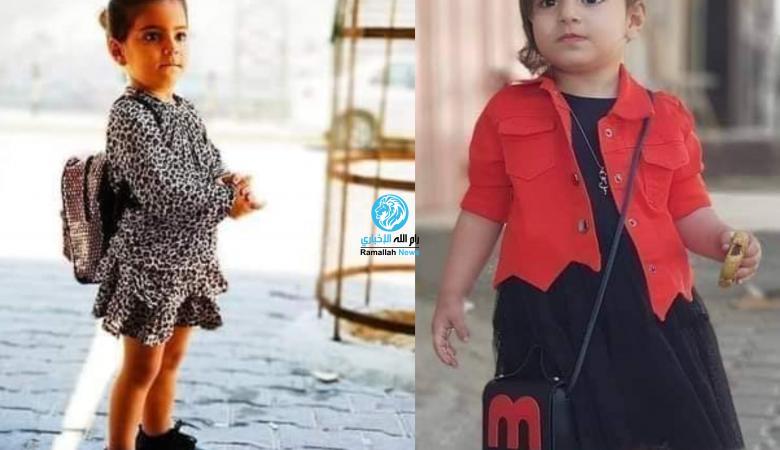 """وفاة الطفلة """"شام ابو عطايا """" بحادث سير في غزة"""