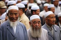 خطيب الأقصى يندد بانتهاكات الصين ضد مسلمي الأويغور