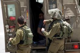 بالاسماء ..الاحتلال يعتقل 12 شاباً من بلدة يعبد