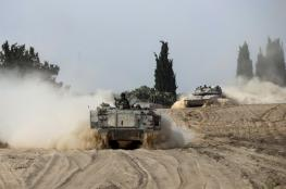 وزير اسرائيلي : في هذه الحالة سنشن حملة عسكرية على غزة