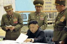 الزعيم الكوري الشمالي يصف اطلاق بلاده لصاروخ باليستي بالنصر الكبير