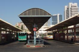 الملامح العربية شبهة في المحطة المركزية بتل أبيب