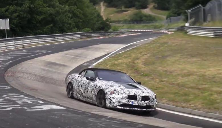 """BMW تكشف عن سيارتها من  الفئة الثامنة رودستر 2019 """"فيديو وصور """""""