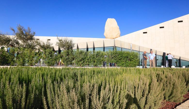 المتحف الفلسطيني يحصد جائزة رفيعة على مستوى الشرق الأوسط