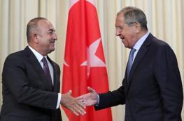 لافروف: اتفقنا مع تركيا على حدود المنطقة المنزوعة السلاح بإدلب