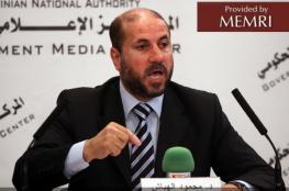 الهباش يطالب العالم بلجم اسرائيل ووقف العدوان على القطاع