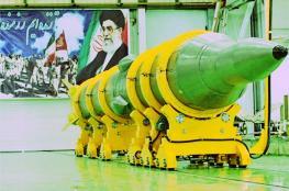 ايران تنقل صواريخ باليستية الى العراق لضرب تل أبيب