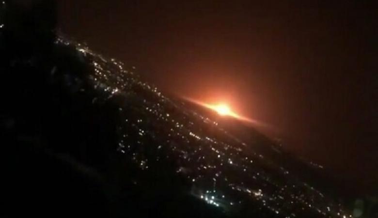 ايران : انفجار غامض في محيط محطة نووية