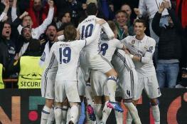 """مفآجأة ...ريال مدريد يتلقى ضربة موجعة قبل لقائه المرتقب مع """"نابولي """""""