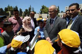 الحمد الله: ملتزمون بدعم أنشطة وفعاليات رعاية الأطفال