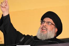 زعيم حزب الله اللبناني يخرج عن صمته