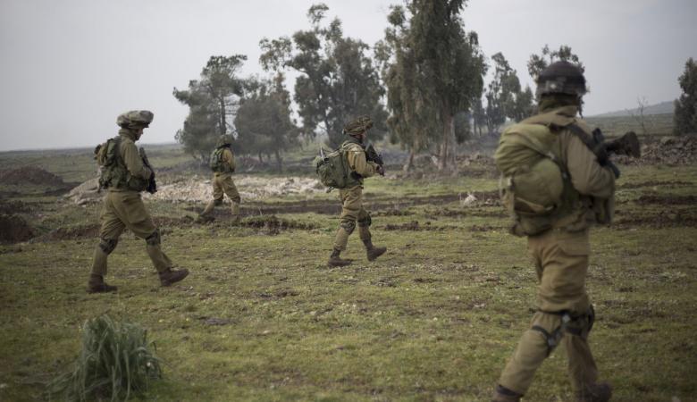 إسرائيل تهدد باشتباك ومعارك مباشرة مع جيش النظام على الحدود مع سوريا
