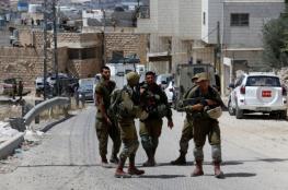 اعتقال شاب بعد اقتحام الاحتلال لعين يبرود في رام الله