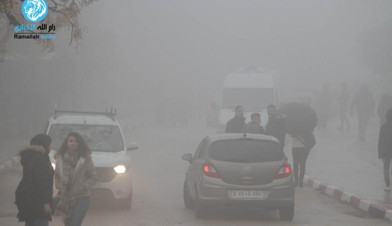 فلسطين تسجل أدنى درجة حرارة منذ 5 سنوات هذا الشتاء