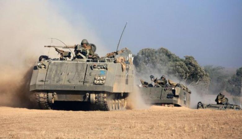 هل دقت طبول الحرب الاسرائيلية على قطاع غزة ؟