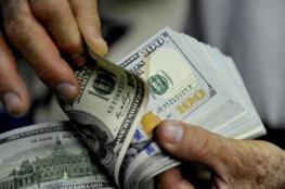 انخفاض جديد على سعر صرف الدولار مقابل الشيقل