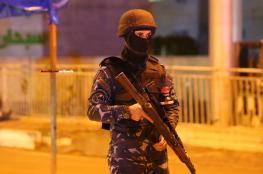 مقتل مواطن في اطلاق نار استهدف مركزاً للشرطة بالرام