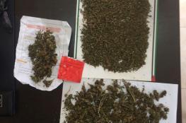 """الامن الوقائي يقبض على اكبر مروج للمخدرات في رام الله """"صور """""""