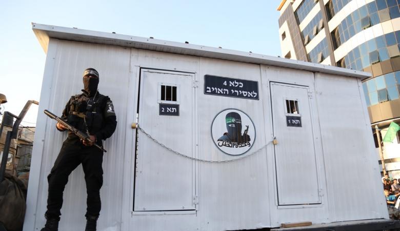 القسام تعلن اصابة الجنود الاسرى في قصف اسرائيلي على غزة