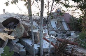 قوات الاحتلال تهدم منزلا في قرية كوبر شمال رام الله فجر اليوم