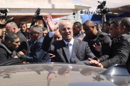 الحمد الله: لن نذهب الى  غزة الا بتسلم الحكومة مهامها دفعة واحدة