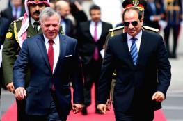 """مصر والاردن : سنشارك في """"ورشة المنامة """""""