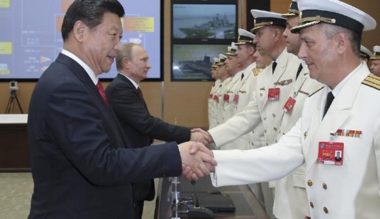 الامن الروسي ينقذ الرئيس الصيني