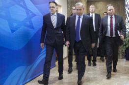 """اسرائيل توجه تهمة """"خيانة الامانة """" لنتنياهو"""