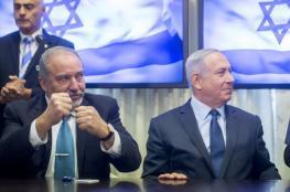 """ليبرمان يشترط على نتنياهو """"اسقاط حماس """" مقابل الدخول في الحكومة"""