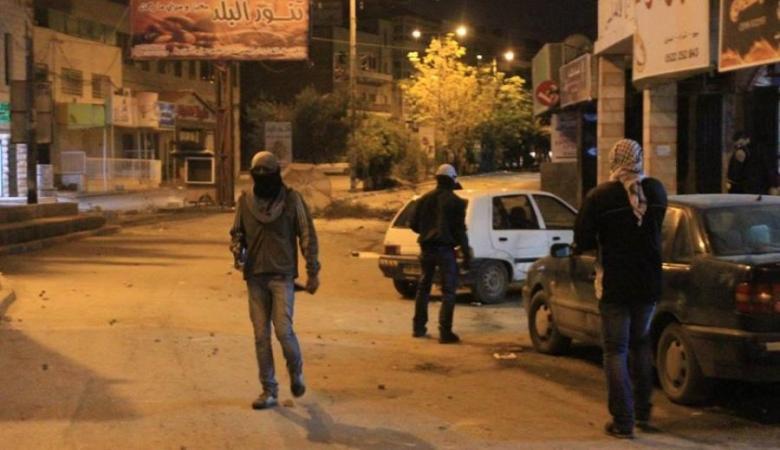 20 إصابة خلال مواجهات مع الاحتلال في العيزرية