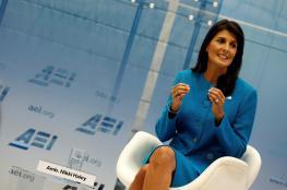 """السفيرة الأمريكية لدى الأمم المتحدة ستقدم الخميس """"أدلة دامغة"""" ضد إيران"""
