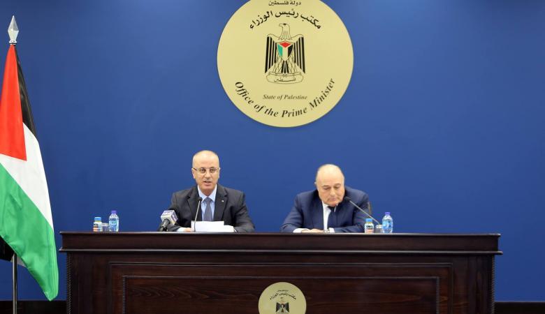 الحمد الله يعلن عن قيمة الموازنة العامة للحكومة للعام 2018