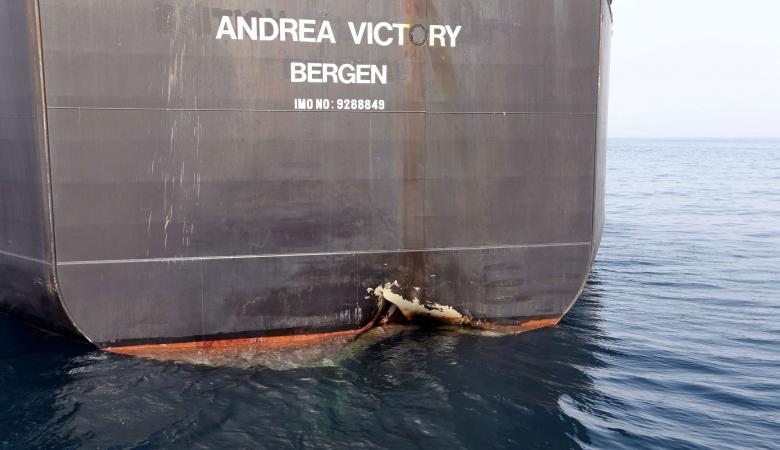 أمريكا تؤكد وقوف إيران وراء الهجمات في ميناء الفجيرة