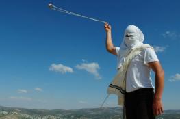 اصابة مجندة اسرائيلية بعد تعرضها لهجوم من قبل مستوطنين جنوب نابلس