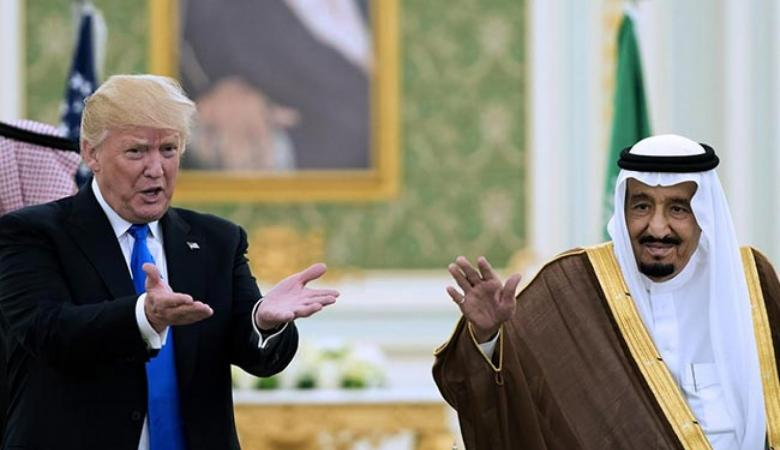 أول تعليق سعودي رسمي على تصريحات ترامب بشأن التطبيع