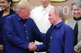 ترامب قد يلتقي بوتين في وقت قريب