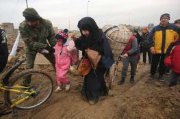 عودة 72 ألف نازح لمناطقهم المحررة من الموصل