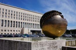 ايطاليا : مبدأ حل الدولتين يلبي تطلعات الشعب الفلسطيني